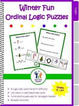 Winter Fun Ordinal Logic Puzzles