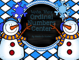 Winter Ordinal Numbers Center