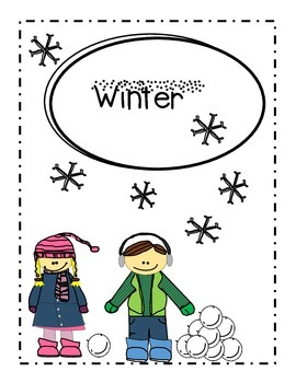 Winter Packet Reading,Writing & Drawing
