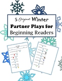 Winter Partner Plays for Beginning Readers