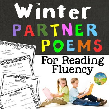 Winter Partner Poems