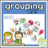 Winter Partners- Grouping Cards
