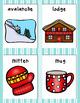 Winter Parts of Speech Literacy Activity