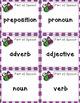 Winter Parts of Speech Practice {6 Activities}