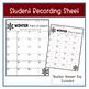 Winter Parts of Speech Task Cards