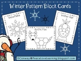 Winter Pattern Block Pictures