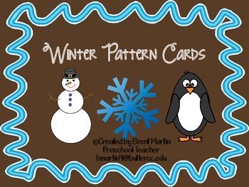 Winter Pattern Pack