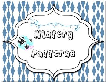 Winter Patterning center