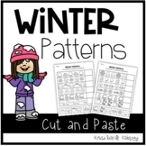 Winter Patterns - Math Patterns