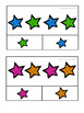 Winter Patterns Clip Cards