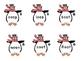 Winter Penguin 4 Way Long Vowel Sort Literacy Center Game