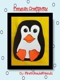 Winter Penguin Craftivity