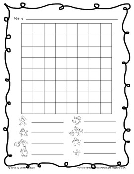 Winter Penguin Differentiated Sight Word Read the Room