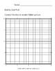 Winter Penguin Dot to Dot, Graphing Ordered Pairs, Fun Math