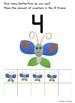 Butterfly Ten Frame