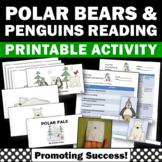 Penguins Polar Bears Kindergarten Special Education Readin
