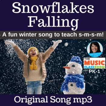 "Winter Performance Song | ""Snowflakes Falling"" 