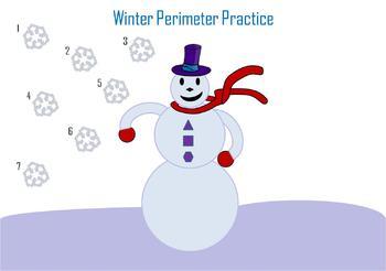 Winter Perimeter Practice