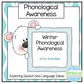 Winter Phonological Awareness