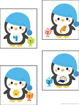 Phonological Awareness Activities for Small Groups: Winter