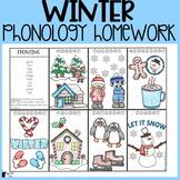 Winter Phonology Homework