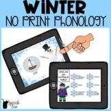 Winter Phonology NO PRINT