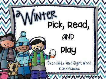 Winter Pick, Read, and Play
