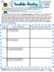 Winter Picture Book CCSS aligned Comprehension and Vocabul