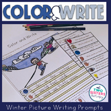 Winter Picture Prompts for Writing
