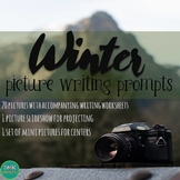 Picture Writing Prompts Winter