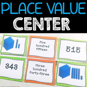 Winter Place Value | Winter Place Value Games | Place Value Activities