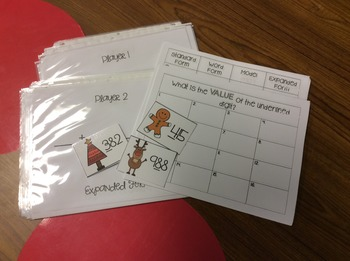 Winter Place Value Pack