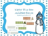 Winter Plus One Addition Games