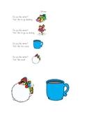 Winter Pocket Chart Story
