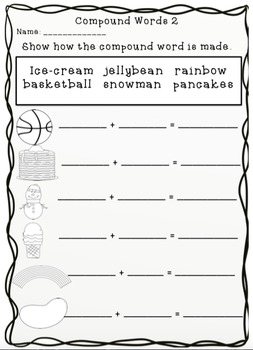 """Winter"" Poem & Activity Bundle"