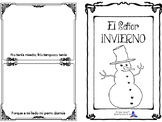 "Winter Poem Activity for Spanish Students! - ""El Señor Invierno"""