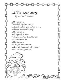 Winter Poem: Little January