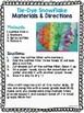 Winter Poem and Snowflake Craftivity Bulletin Board
