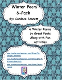 Winter Poems 6-Pack