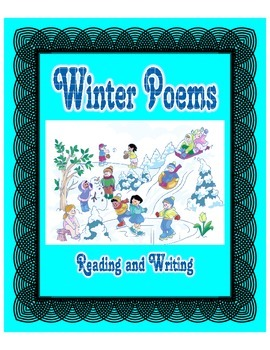 Winter Poems - Reading and Writing