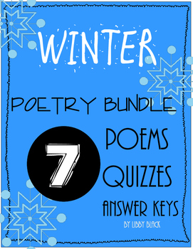 Winter Poetry Bundle
