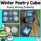 Winter Poetry Cube Craftivity