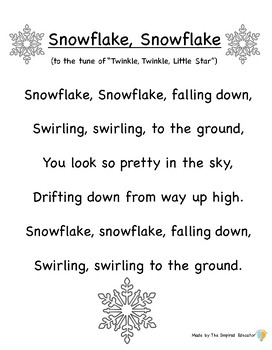 Winter Poetry Pack