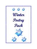 Winter Poetry Pack