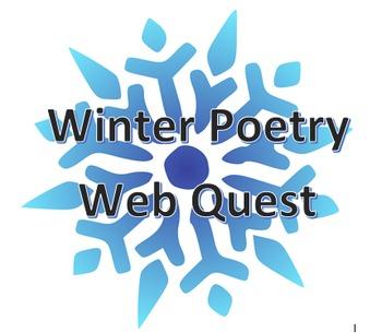Winter Poetry Web Quest