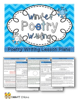 Winter Poetry Writing Unit