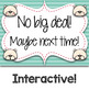 Winter Polar Bears Emoji Wars Taah Half Note {Interactive Rhythm Game}