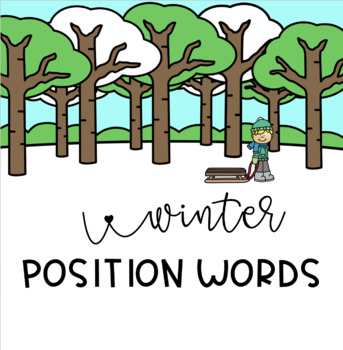 Winter Position Words