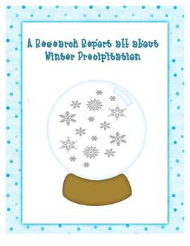 Winter Precipitation Research Paper