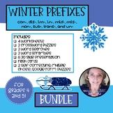 Winter Prefixes BUNDLE